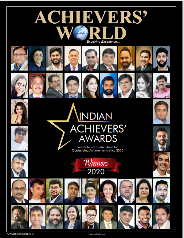Achievers World cover